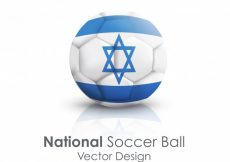 Free vector Closeup sport soccer icon sphere #14135