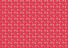 Free vector Ditsy Red Background Free Vector #16704