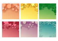 Free vector Free Abstract Background Vector #17024