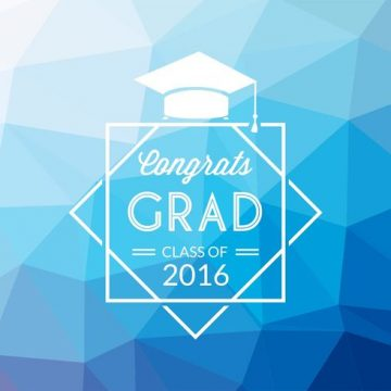 Free vector Free Abstract Graduation Vector Background #16204