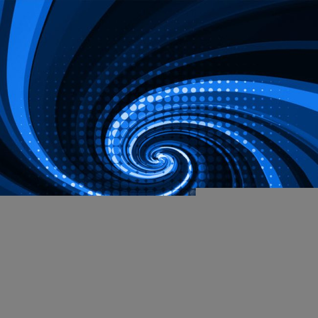 Free vector Free Blue Swirl Vector Background #12768