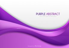 Free vector Free Purple Abstract Vector Background #13334