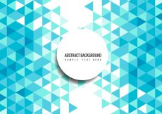 Free vector Free Vector Blue Polygon Background #17823