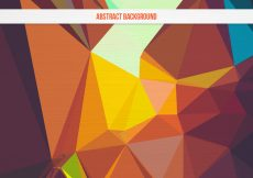Free vector Free Vector Colorful Geometric Background #14644