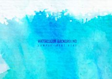 Free vector Free Vector Watercolor Background #13671