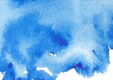 Free vector Free Vector Watercolor Blue Background #12846