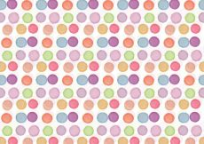 Free vector Free Vector Watercolor Dot Background #14724