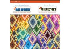 Free vector Geometric Shapes Vector Background #18580