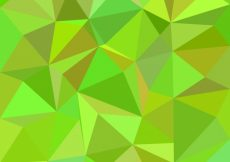 Free vector Green mosaic background #15237