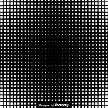 Free vector Halftone Squares Background Vector Illustration #14750