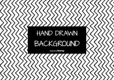 Free vector Hand Drawn Style Seamless Chevron Background #15854
