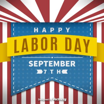 Free vector Labor day background #15290
