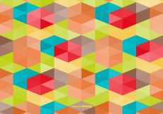 Free vector Multicolor Abstract Style Vector Background #13016