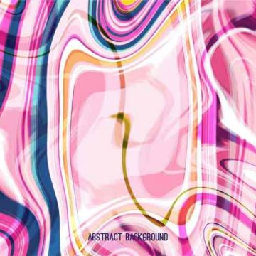 Free vector Pink Vector Abstract Marble Background #18874