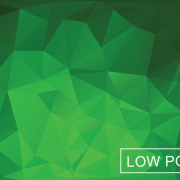 Free vector Polygonal Vector Background #18430