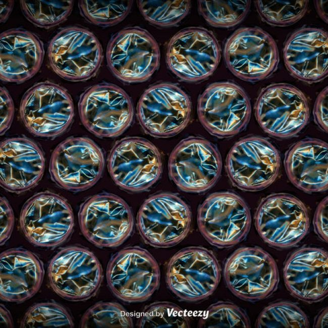 Free vector Realistic Vector Bubble Wrap Background #14666