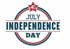 Free vector Round independence day design #17221