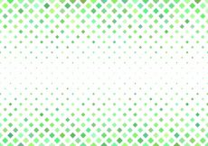Free vector Small green squares background #15227