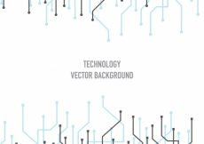Free vector Technology background design #15811