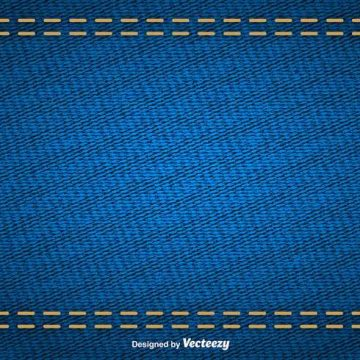 Free vector Vector Abstract Texture Of Blue Denim #18094