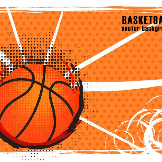 Free vector Basketball Texture Background #17128