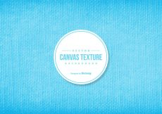 Free vector Blue Canvas Texture Background #17605