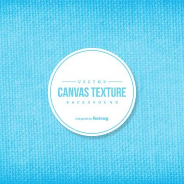 Free vector Blue Canvas Texture Background #18728