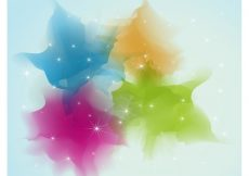 Free vector Color Sparkles Background Image #16744