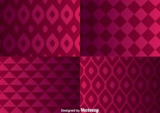 Free vector Geomateric Purple Background #13494