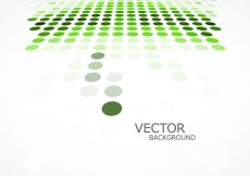 Free vector Green Dotted Background #13464