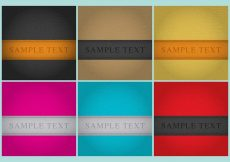 Free vector Leather Background Templates #15284
