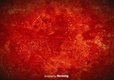 Free vector Vector Red Grunge Background #13540