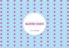 Free vector Valentine's Colorful Hearts Background #14324
