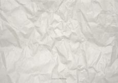 Free vector Wrinkled Vector Paper Background #13699