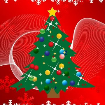 Free vector Christmas Vector Background #21515