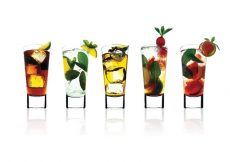 Free vector Cocktail Glasses #20456