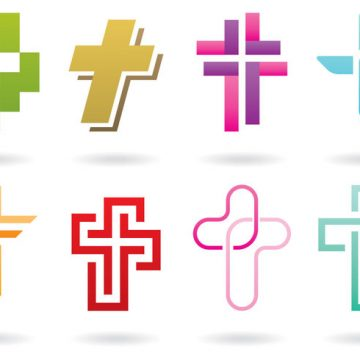 Free vector Cross Logos #21303