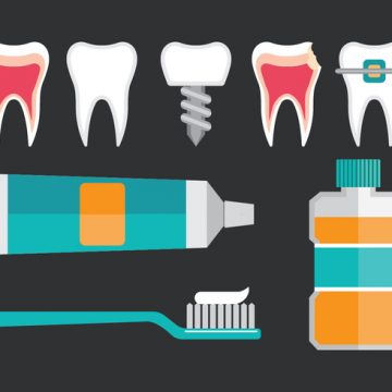 Free vector Dentista Icons #22498