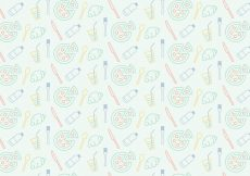 Free vector Food Icon Pattern #19632
