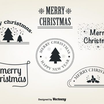 Free vector Free Christmas Vector Elements #22666
