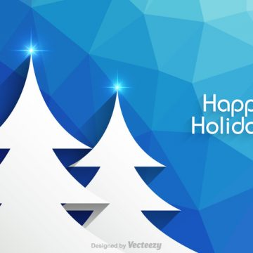 Free vector Free Happy Holidays Vector Background #20668