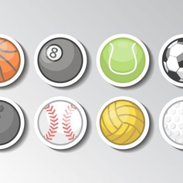 Free vector Free Sports Ball Vector #23140