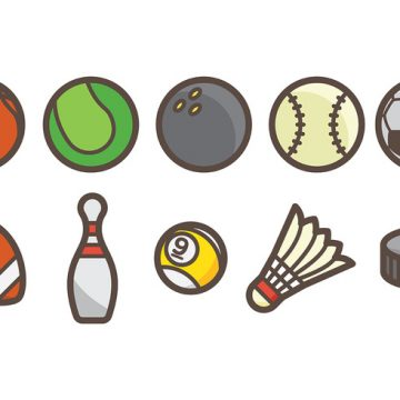 Free vector Free Sports Icons Vector #23052