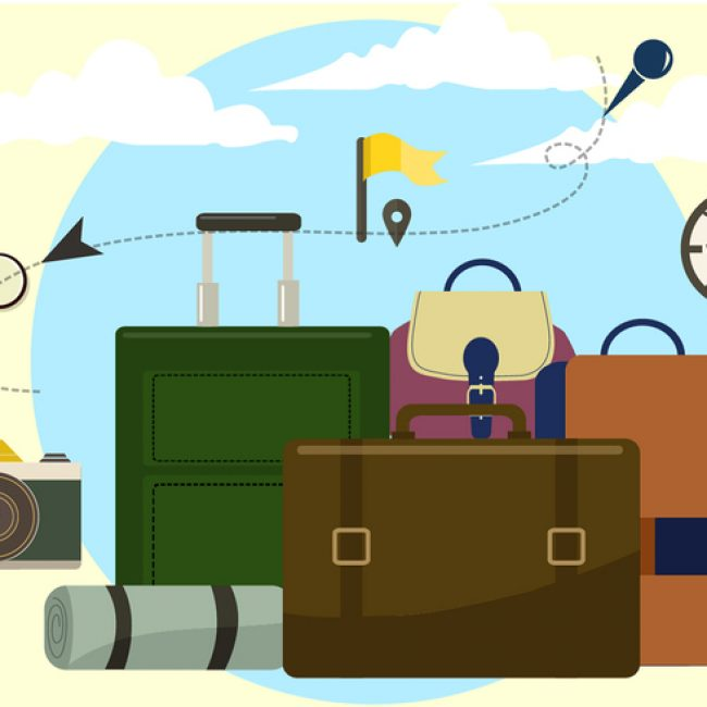 Free vector Free Travel Time Vector Illustration #20864