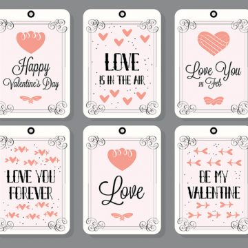 Free vector Free Valentines Day Vector Background #22706