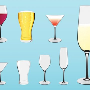 Free vector Glassware And Drinks #20415