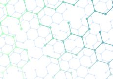 Free vector Hexagonal structure background #22145