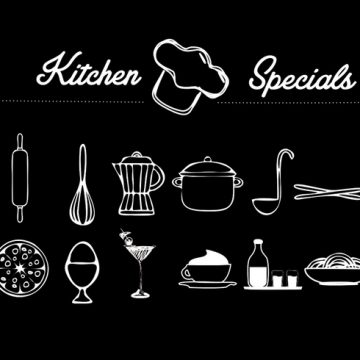 Free vector Kitchen Vector object #20268