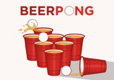 Free vector Let's Play Beer Pong! #21835