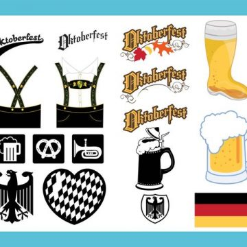 Free vector Oktoberfest Graphics #22994